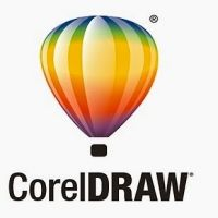 كتب كورل درو Corel Draw